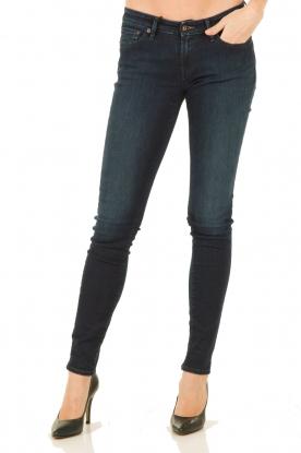 Denham | Skinny jeans Ebst Lengte 32 | blauw