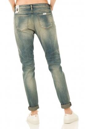 Denham | Boyfriend jeans Point lengtemaat 34 | blauw