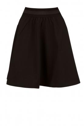 Skirt Rayure | black