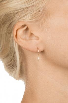 Betty Bogaers | Verguld gouden hanger Pearl (per stuk) | goud