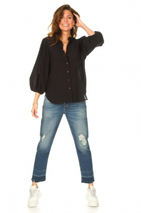 7 For All Mankind    Boyfriend jeans Asher   blue