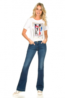 Look T-shirt with print Dresda