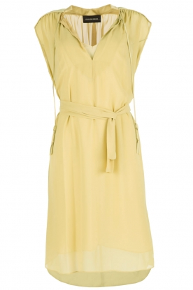 By Malene Birger |  Loose fitted dress Bolisma | yellow