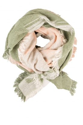 Scarf Shinjo | green