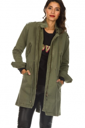 Set |  Parka Pip | green