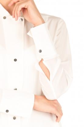 By Malene Birger | Zijden blouse Verao | wit