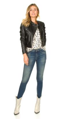 Kocca    Skinny jeans Jegging   blue