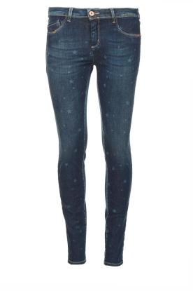 Kocca |  Skinny jeans Star | blue