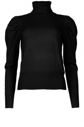 Kocca |Turtle neck Dawn | black