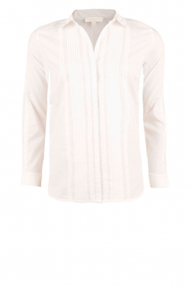 Hoss Intropia |  Blouse Anika | off-white