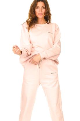Set |  Oversized sweater Fary | pink