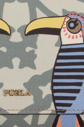 Furla | Portemonnee Babylon XL | blauw