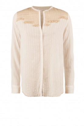 Hoss Intropia | Blouse Varo | off-white