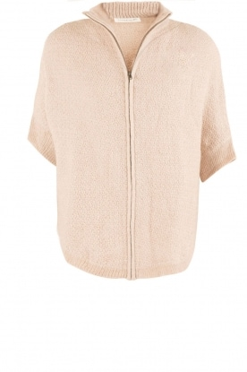 Cardigan Eveline | light brown
