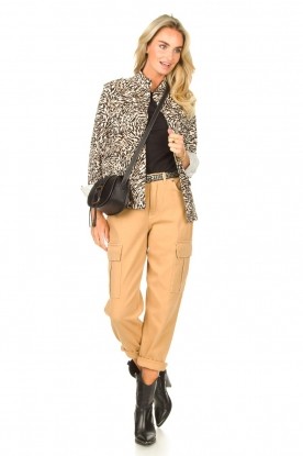 Look Jacket with print Zaya