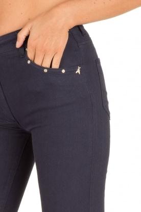 Patrizia Pepe | Flair jeans Angelina | blauw