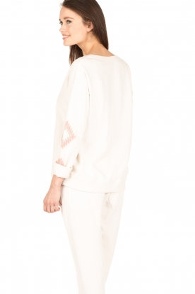 Juvia | Sweater Miu | licht beige