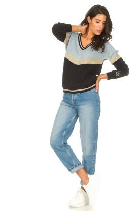 Look Glitter sweater Aperra