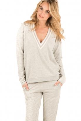 Juvia | Sweater Kim | grijs