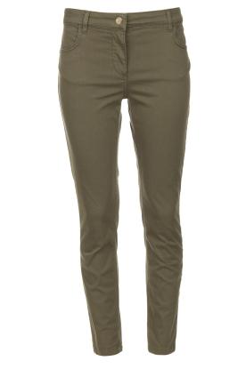Liu Jo Sport |  Skinny jeans Dezy | green