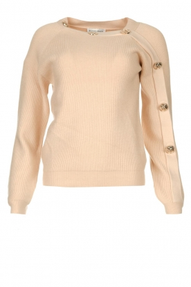 Silvian Heach | Sweater with button details Abduction | natural