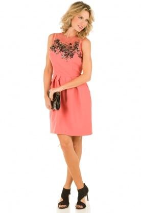 Dress Fleur | pink