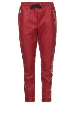 Silvian Heach | Pants Bloody | red
