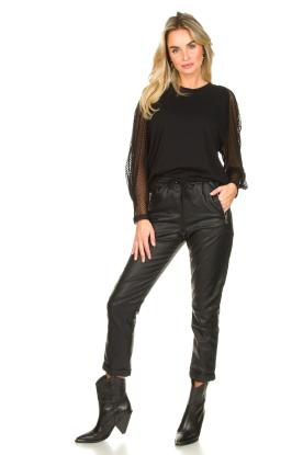 Silvian Heach |  Pants Bloody | black