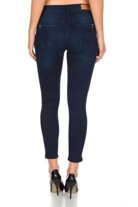 Patrizia Pepe | Skinny jeans Camilla | Blauw