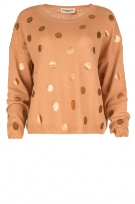 Essentiel Antwerp |  Sweater Ossegor | nude