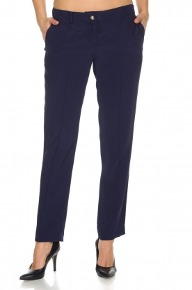 Patrizia Pepe | Pantalon Aimee | Blauw