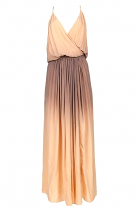 Rabens Saloner |  Maxi dress Inari | pink