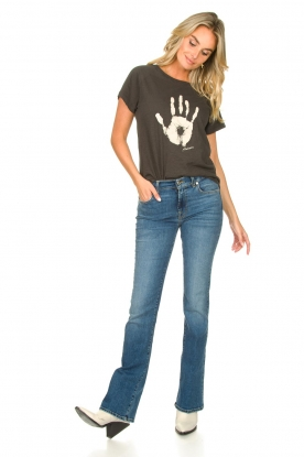 Look T-shirt with print Filina Palm
