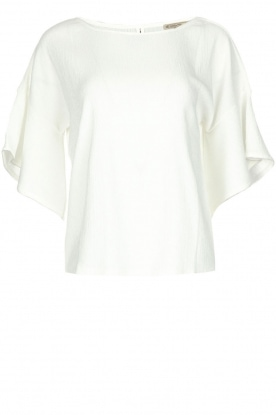 Patrizia Pepe | Chique top Ella | wit