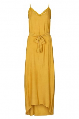 Lolly's Laundry | Sleeveless maxi dress Beatrice | yellow