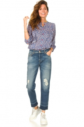 Look Blouse with print Hanni