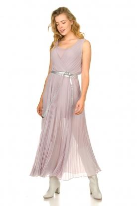 Look Plisse maxi dress Stella