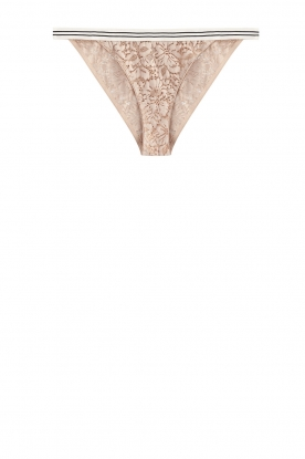 Love Stories |  Lace briefs Wild Rose | pink