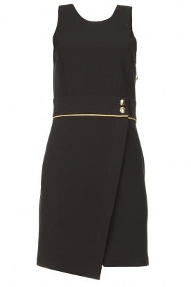 Patrizia Pepe | Sleeveless dress Kyra | black
