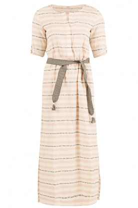 Sessun |  Maxi dress Lalla | beige