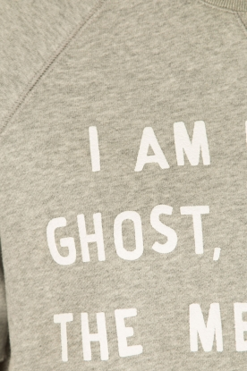 Zoe Karssen | Sweatshirt Own Ghost | grijs