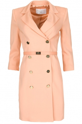 ELISABETTA FRANCHI |  Blazer dress Leonora | old pink
