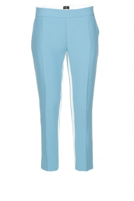 ELISABETTA FRANCHI | Pantalon Donate | Blauw