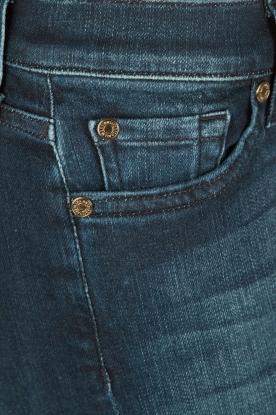 7 For All Mankind | Skinny jeans Swarovski lengtemaat 30 | blauw