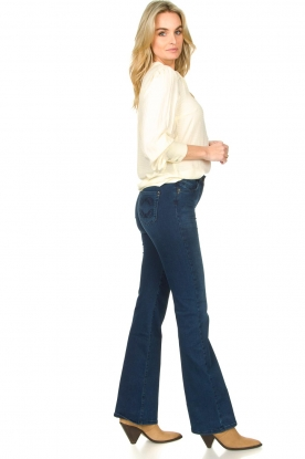 Patrizia Pepe | Jeans Vienna | blauw