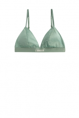Love Stories | Bra Marjolein | green