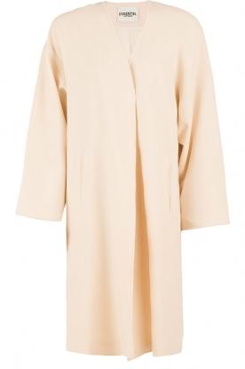 Coat Lafonette | white