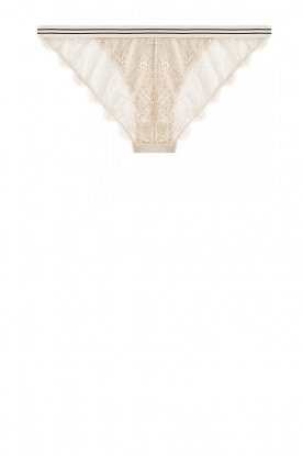 Love Stories |  Lace briefs Wild Rose | nude