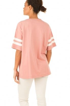 Essentiel Antwerp | T-shirt Loucas | roze