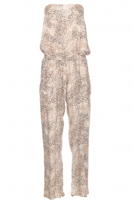 BEACHGOLD |  Jumpsuit Cheetah | beige